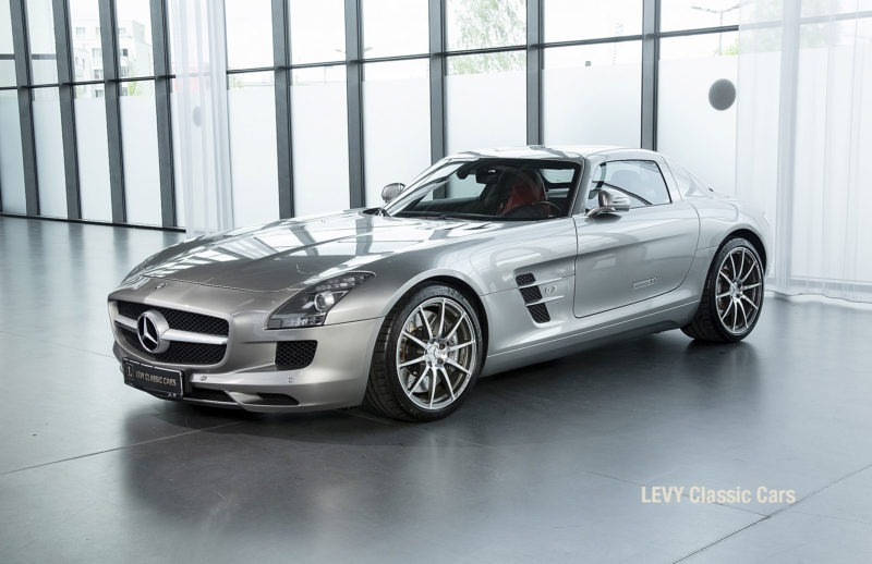 MB SLS AMG 6,3 Coupe 05633 089