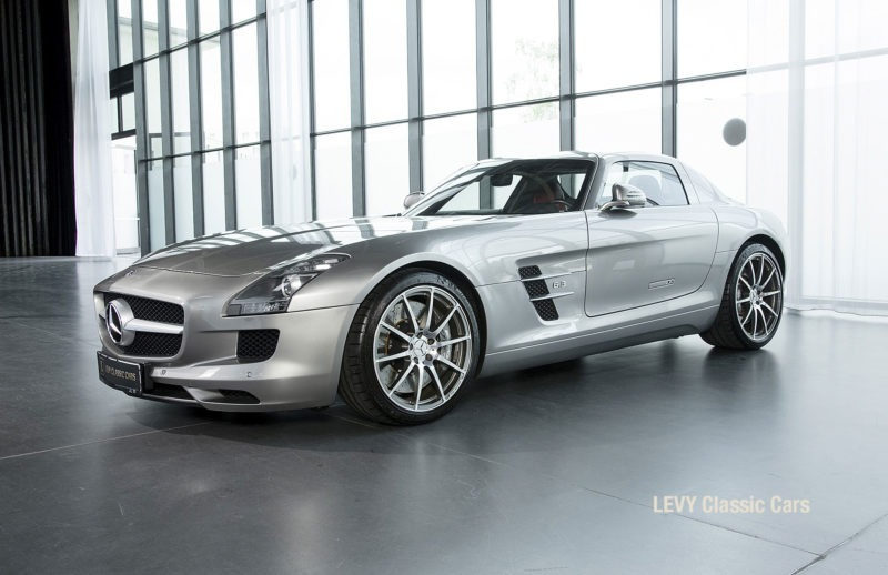 MB SLS AMG 6,3 Coupe 05633 094