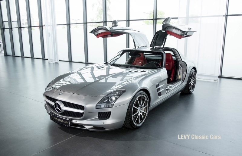 MB SLS AMG 6,3 Coupe 05633 096