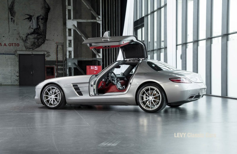 MB SLS AMG 6,3 Coupe 05633 099