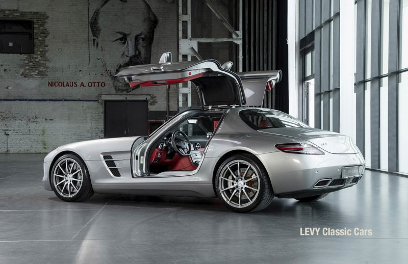 MB SLS AMG 6,3 Coupe 05633 102