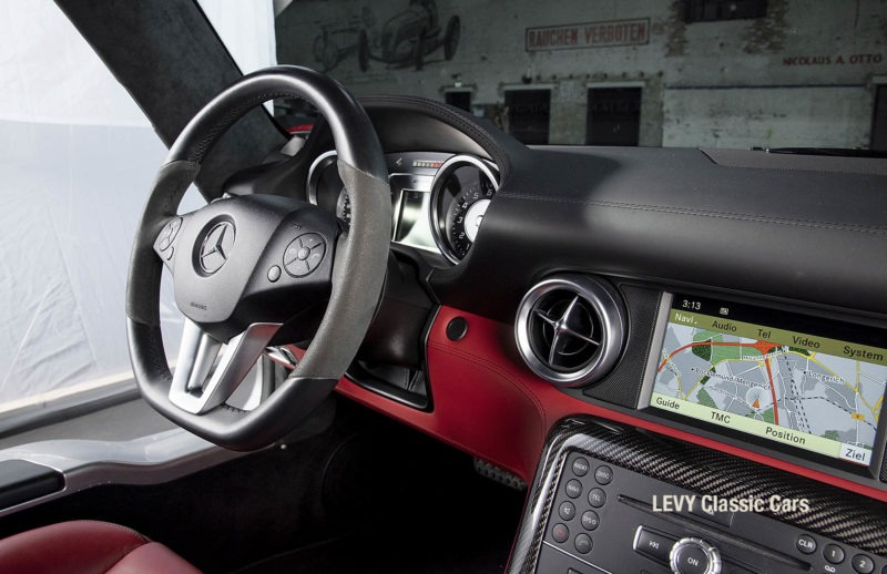 MB SLS AMG 6,3 Coupe 05633 111