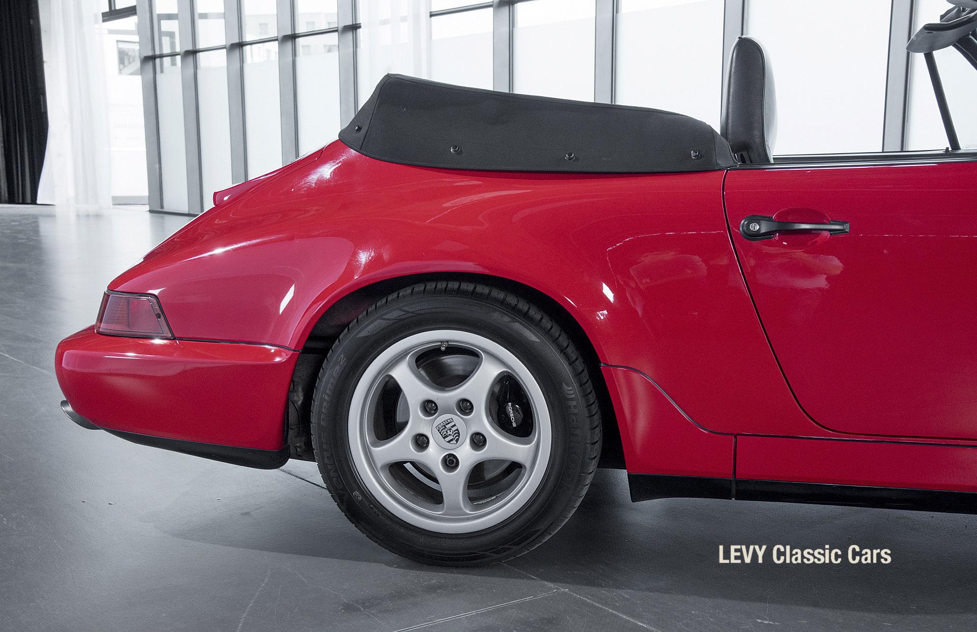 Porsche Rot 964 CC22631 005