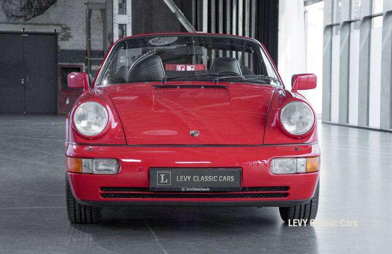 Porsche Rot 964 CC22631 008