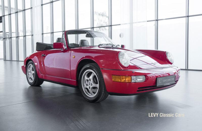 Porsche Rot 964 CC22631 010