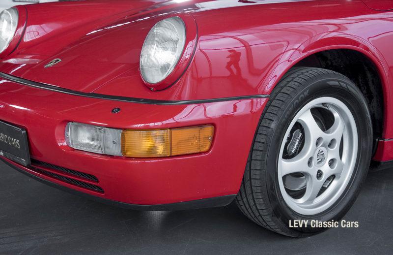 Porsche Rot 964 CC22631 012