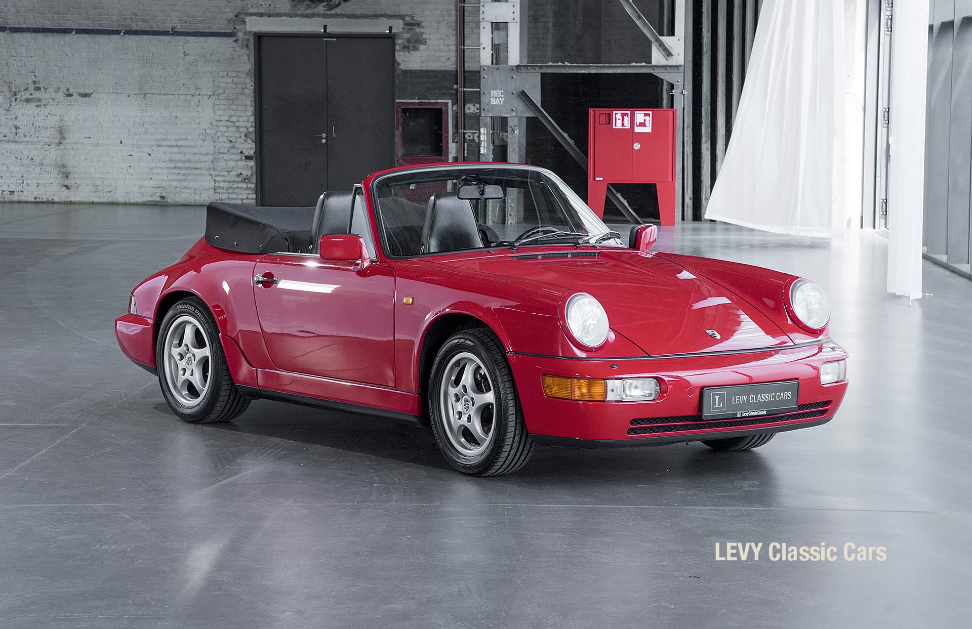 Porsche Rot 964 CC22631 016