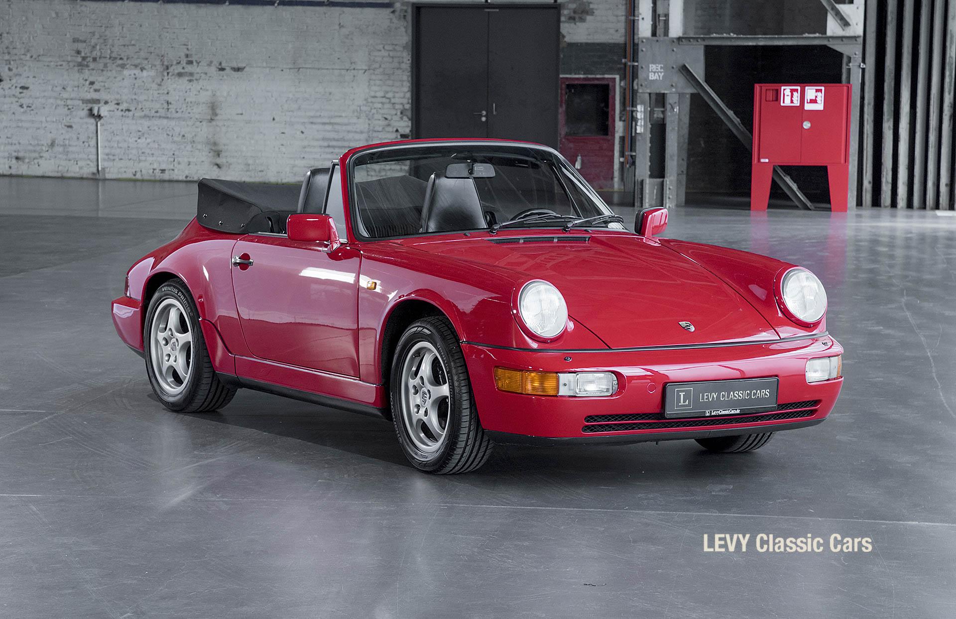 Porsche Rot 964 CC22631 017