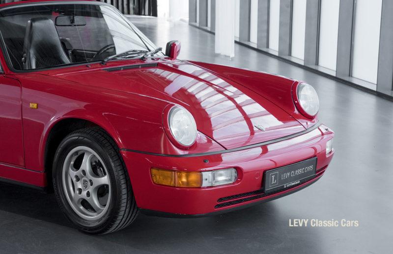 Porsche Rot 964 CC22631 018