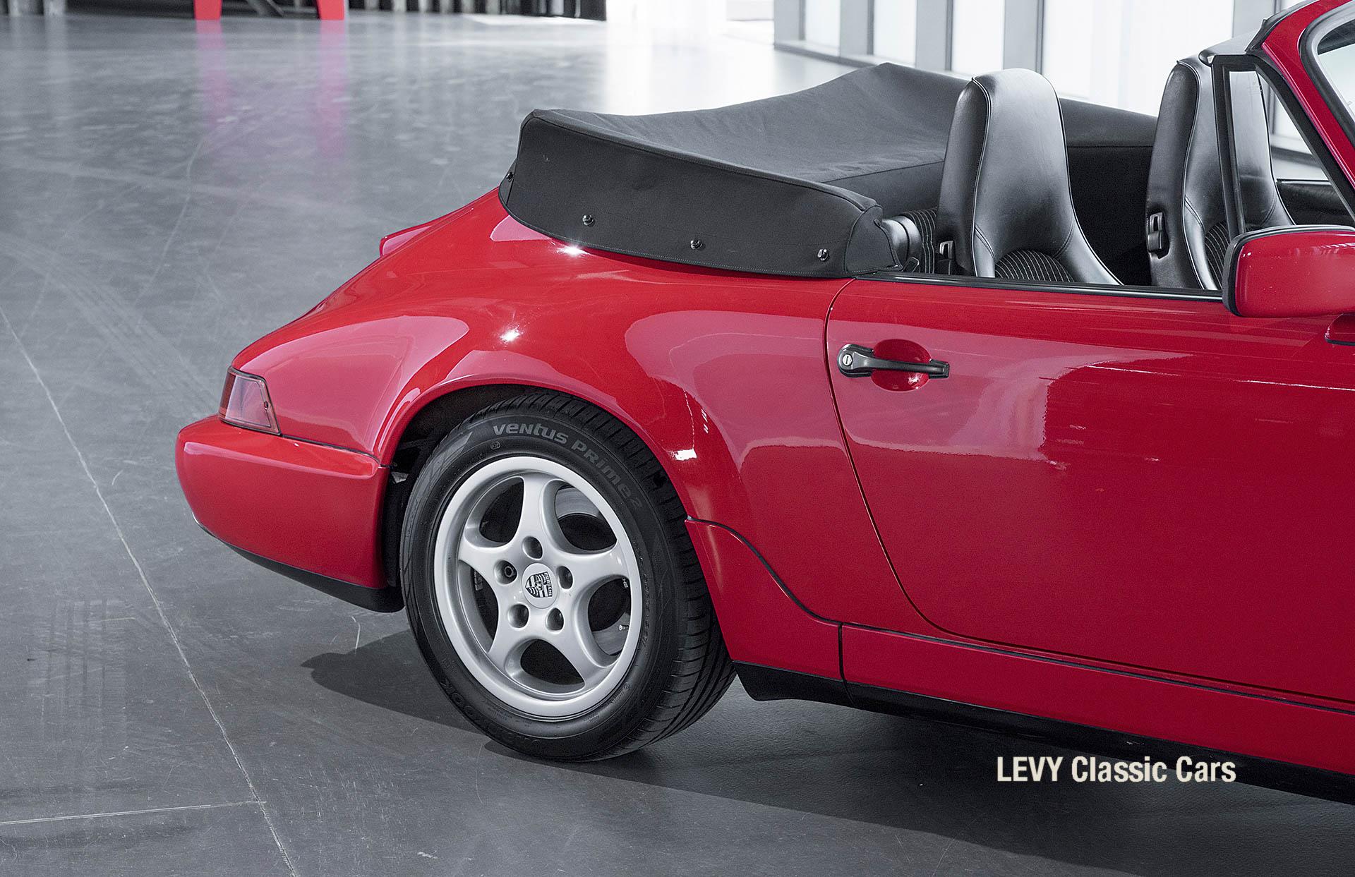 Porsche Rot 964 CC22631 023