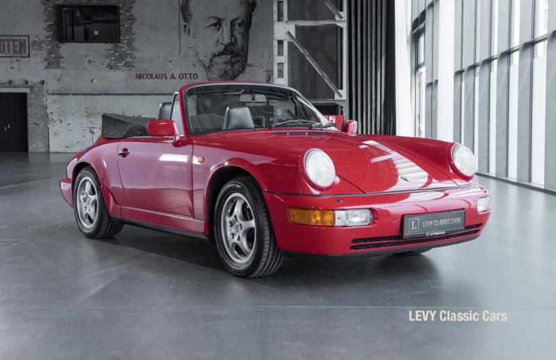 Porsche Rot 964 CC22631 024