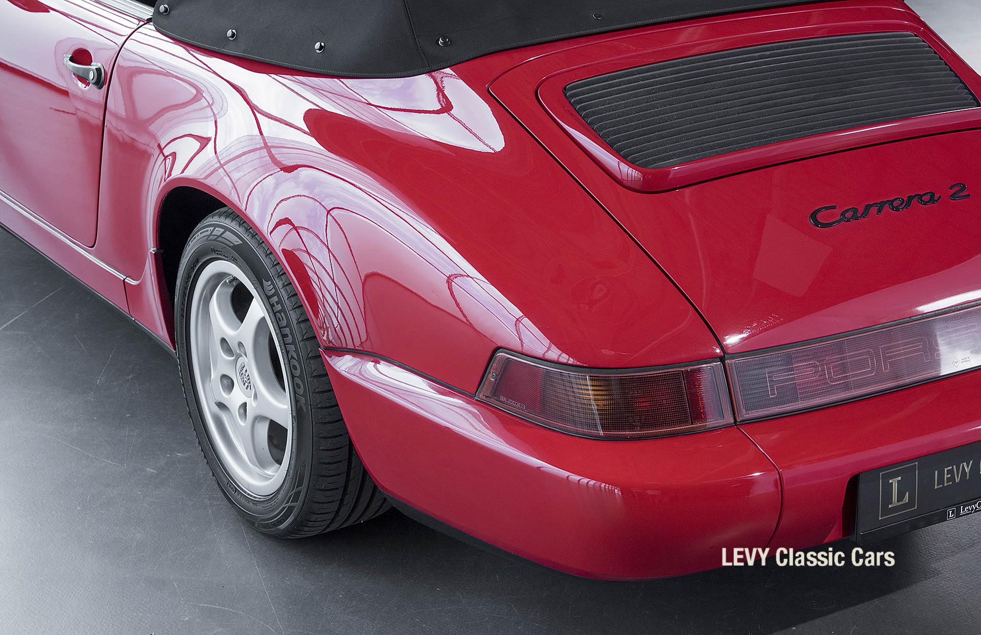 Porsche Rot 964 CC22631 029