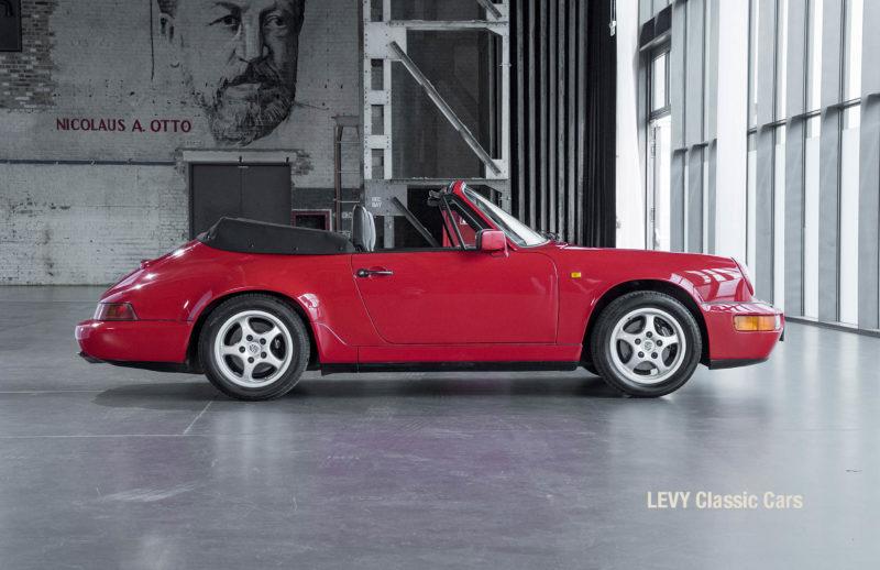 Porsche Rot 964 CC22631 034