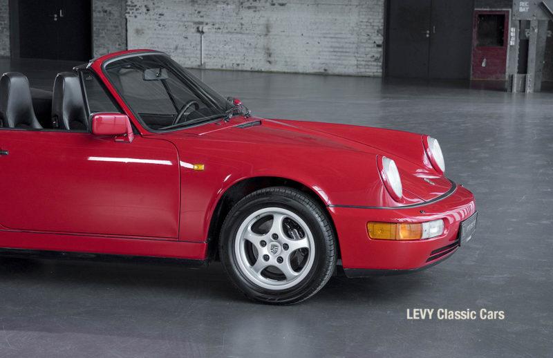 Porsche Rot 964 CC22631 035