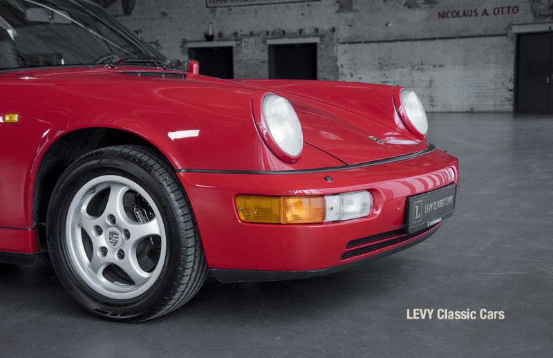 Porsche Rot 964 CC22631 041