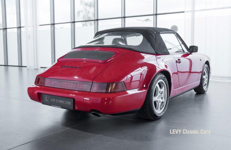 Porsche Rot 964 CC22631 042