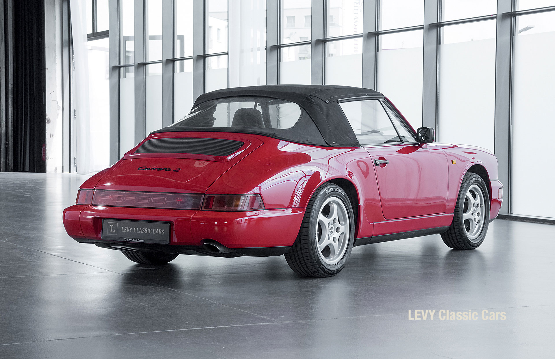Porsche Rot 964 CC22631 044