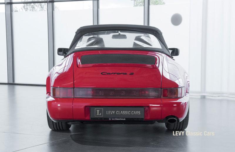 Porsche Rot 964 CC22631 045