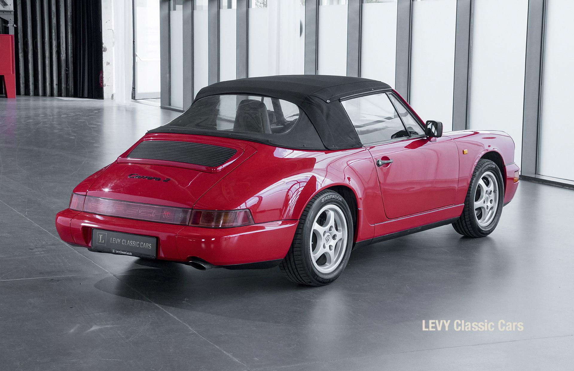 Porsche Rot 964 CC22631 046