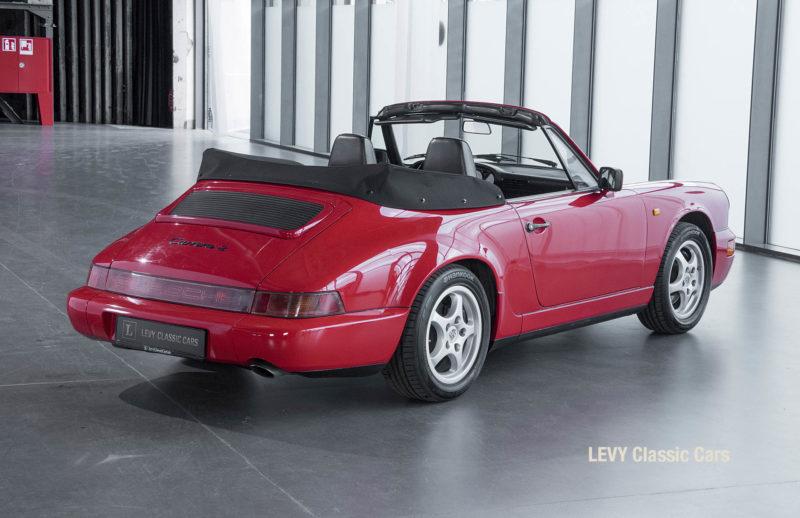 Porsche Rot 964 CC22631 048