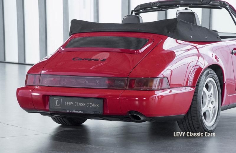 Porsche Rot 964 CC22631 053