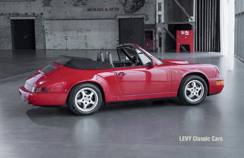 Porsche Rot 964 CC22631 054