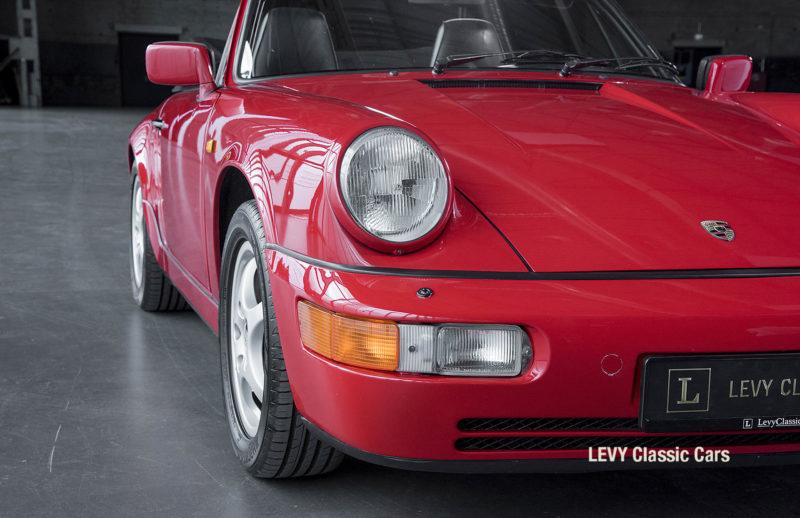 Porsche Rot 964 CC22631 062