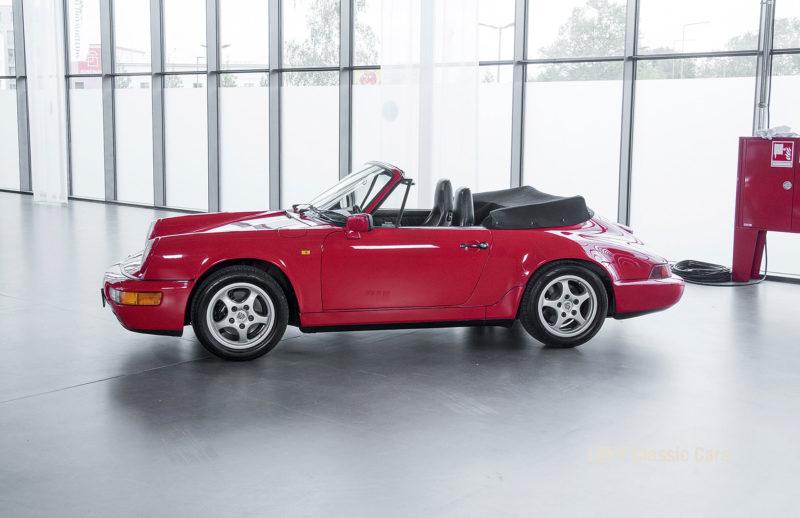 Porsche Rot 964 CC22631 065
