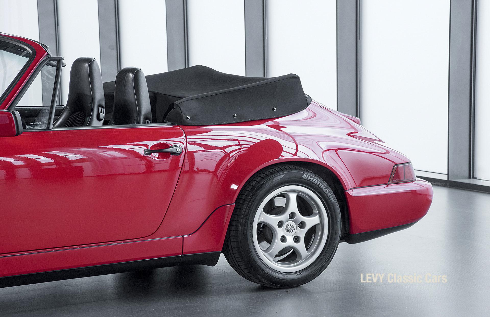 Porsche Rot 964 CC22631 072