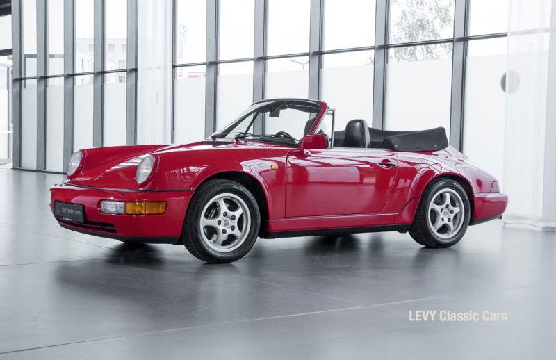 Porsche Rot 964 CC22631 073