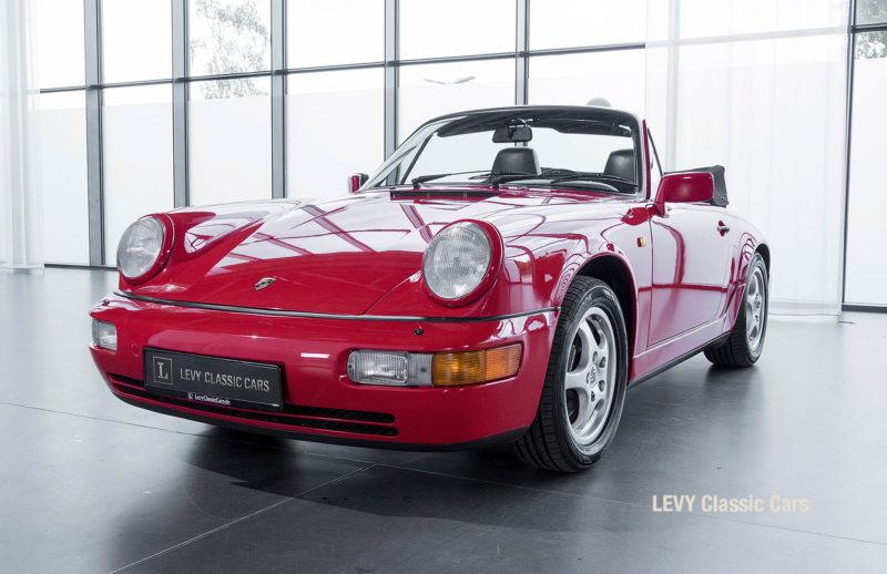 Porsche Rot 964 CC22631 074