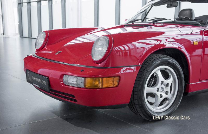 Porsche Rot 964 CC22631 076