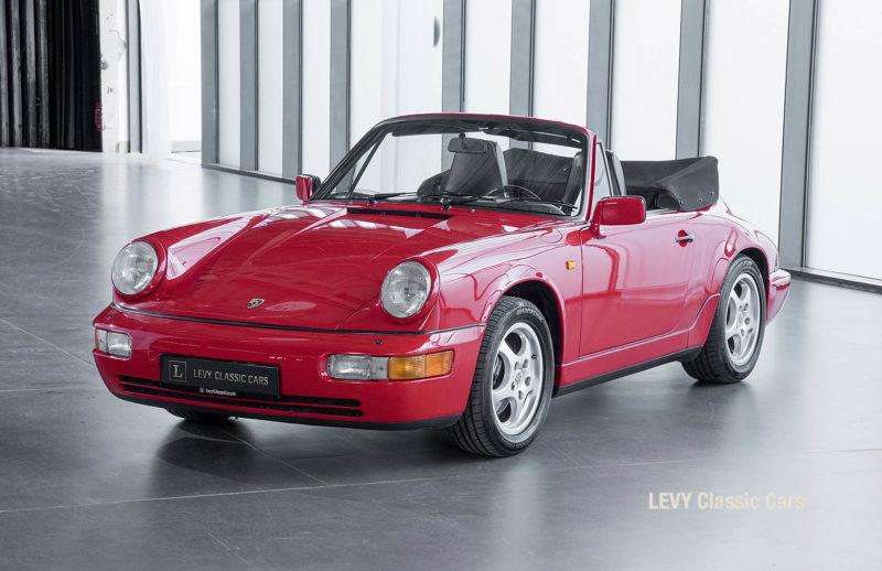 Porsche Rot 964 CC22631 079