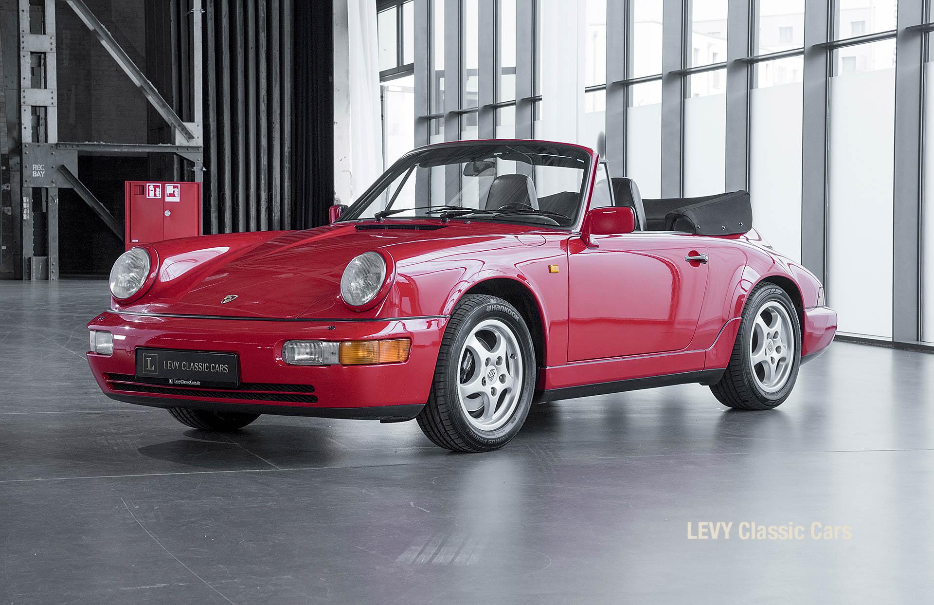 Porsche Rot 964 CC22631 080