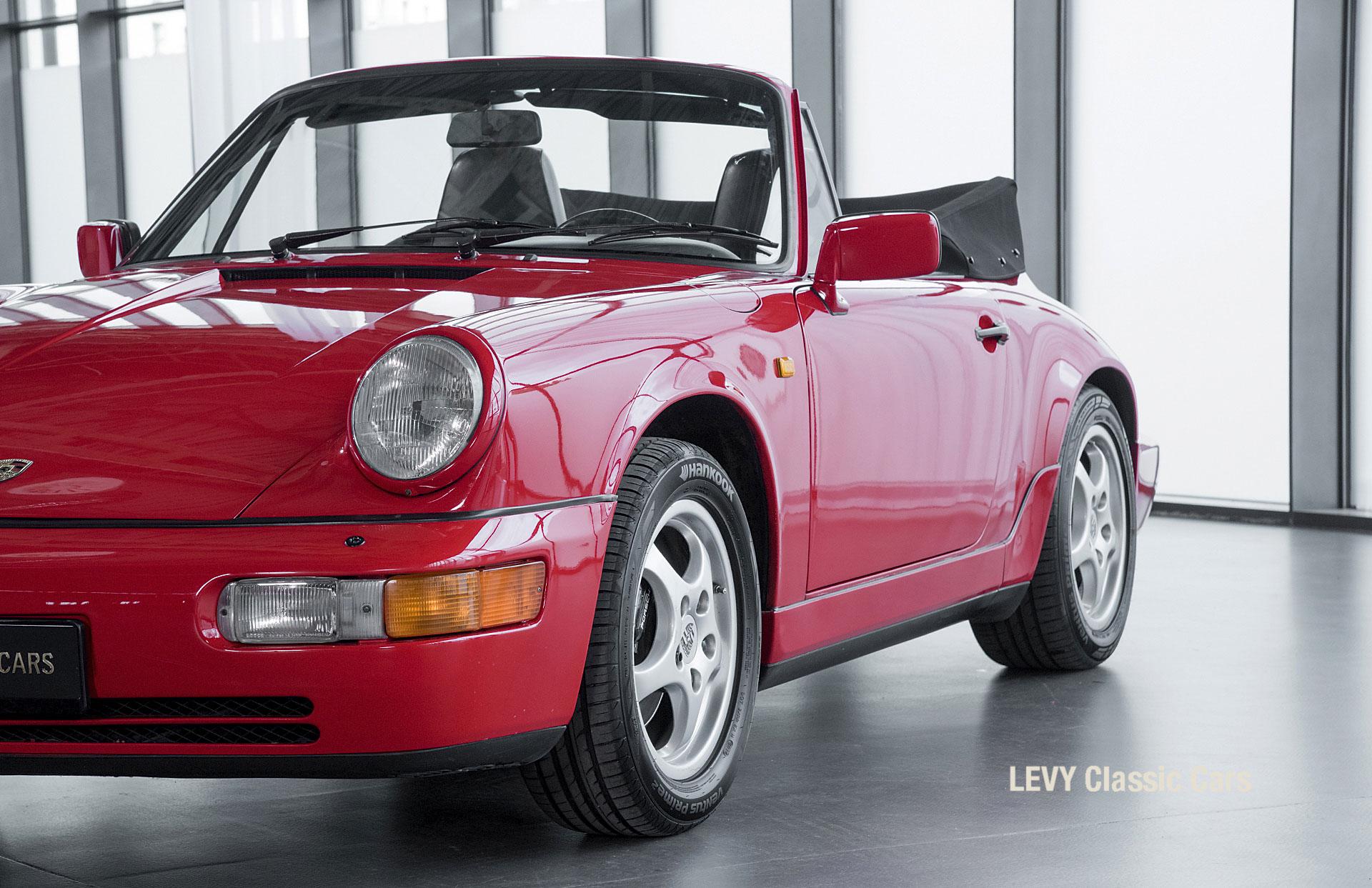 Porsche Rot 964 CC22631 081