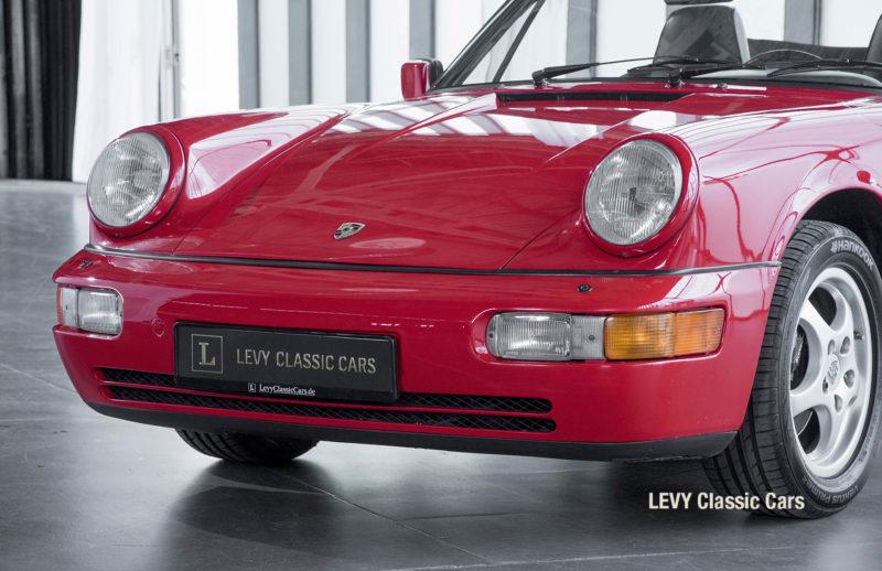 Porsche Rot 964 CC22631 082