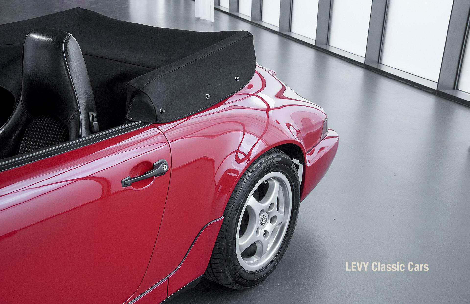 Porsche Rot 964 CC22631 083