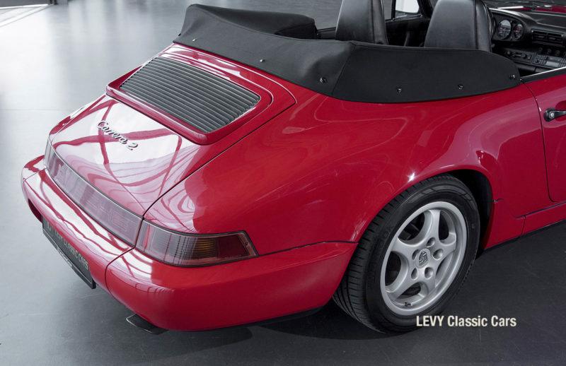 Porsche Rot 964 CC22631 084