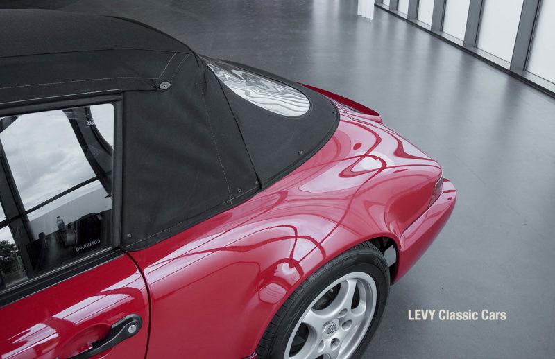 Porsche Rot 964 CC22631 085