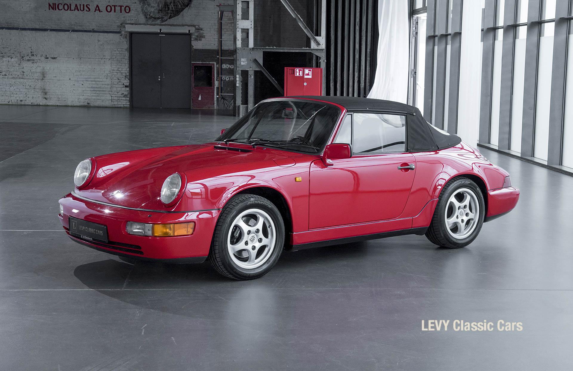 Porsche Rot 964 CC22631 086