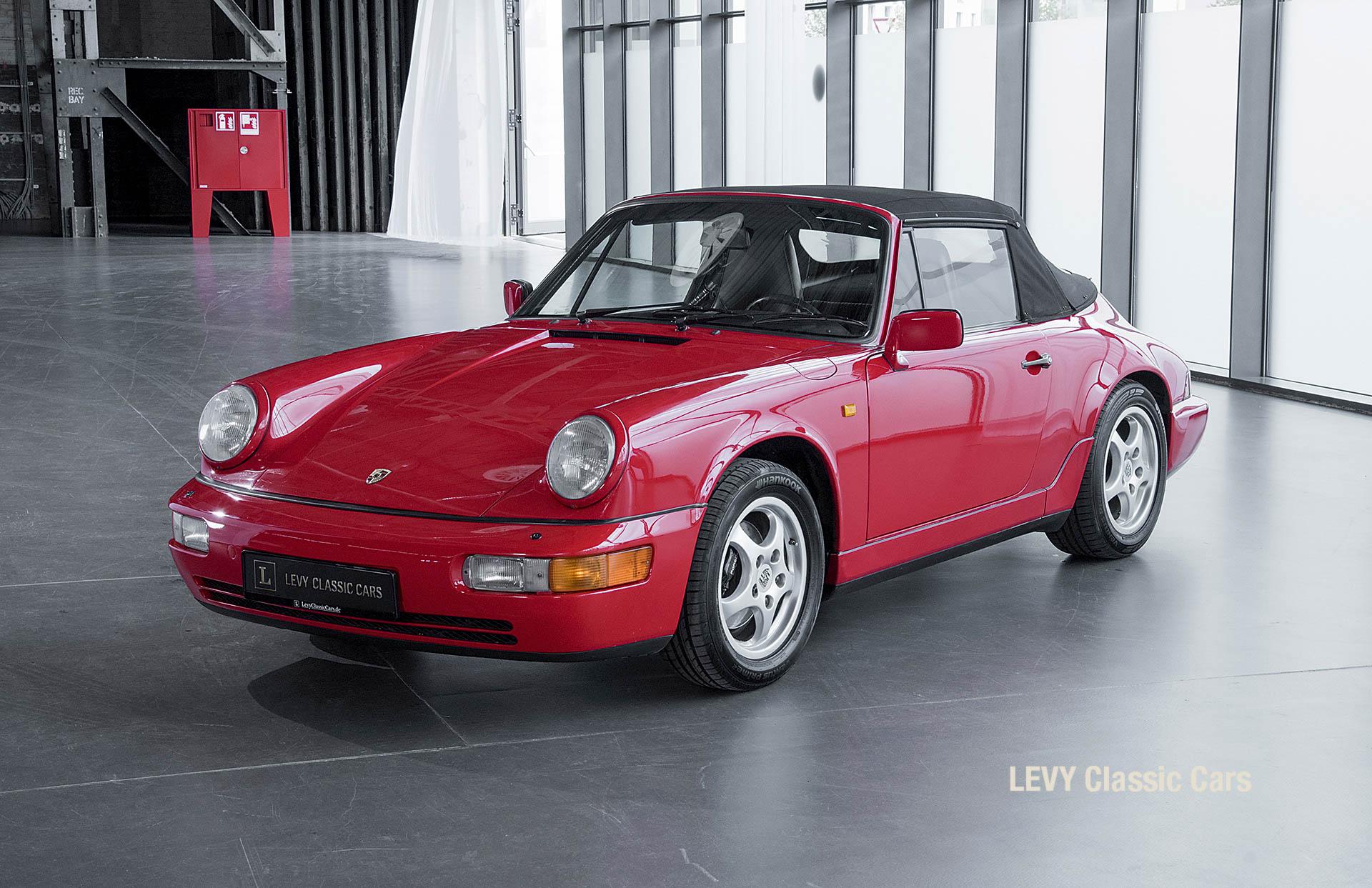 Porsche Rot 964 CC22631 087