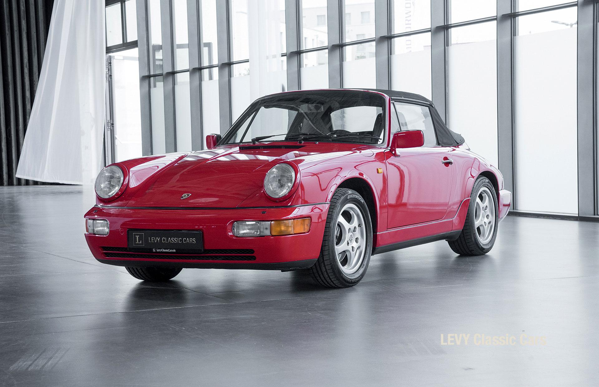 Porsche Rot 964 CC22631 088