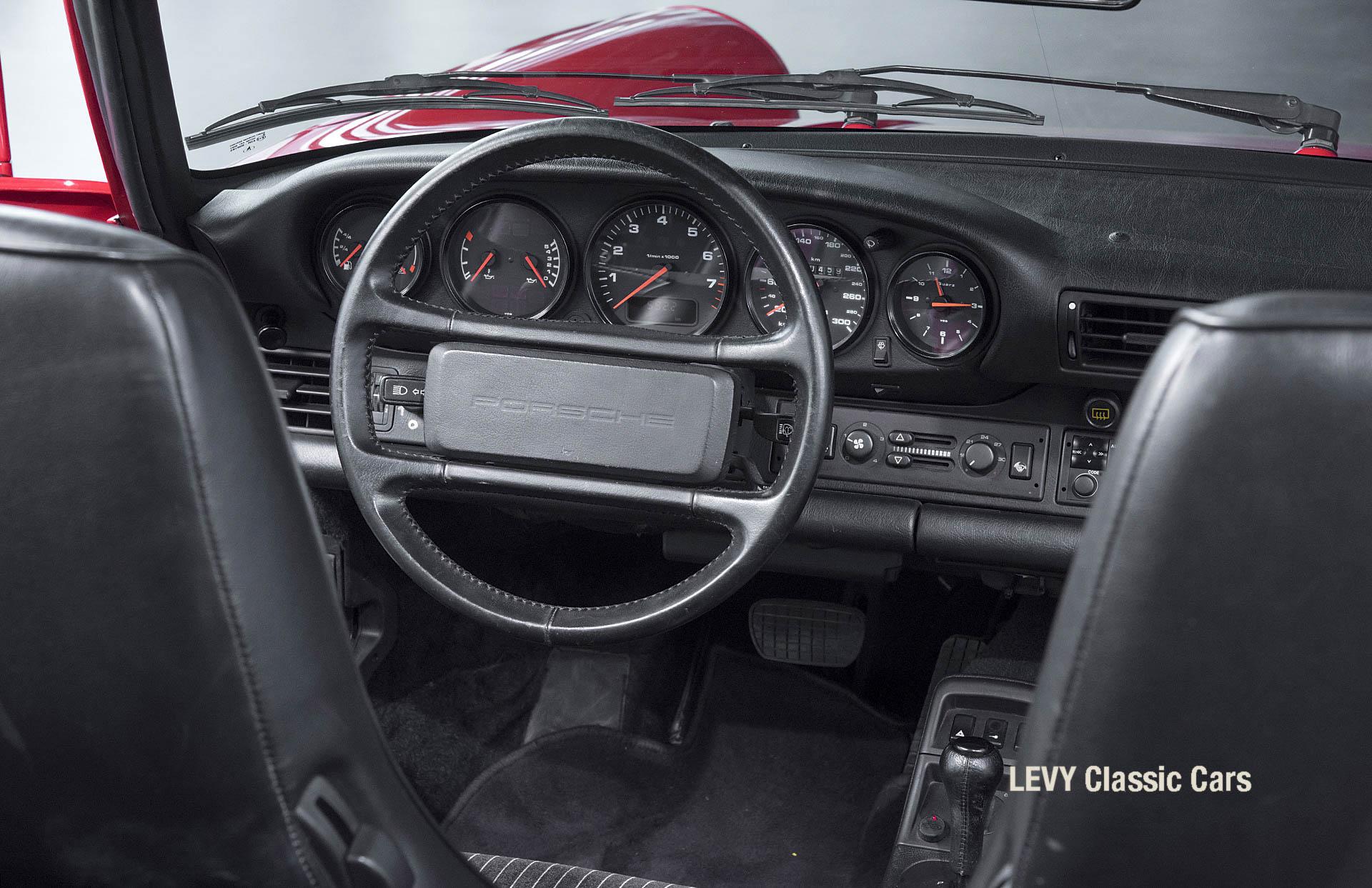 Porsche Rot 964 CC22631 093