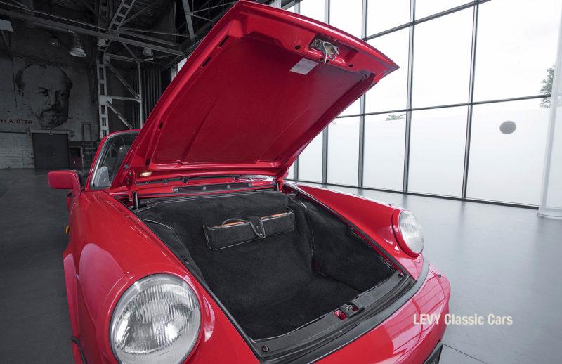 Porsche Rot 964 CC22631 106