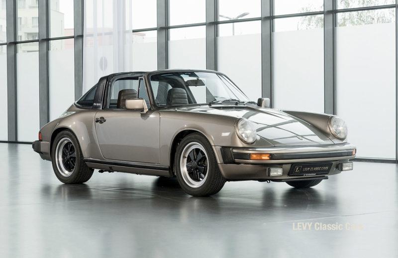 Porsche Targa 60847 Platin 08