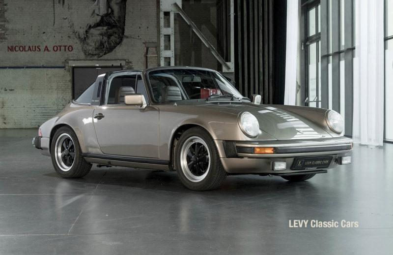 Porsche Targa 60847 Platin 16