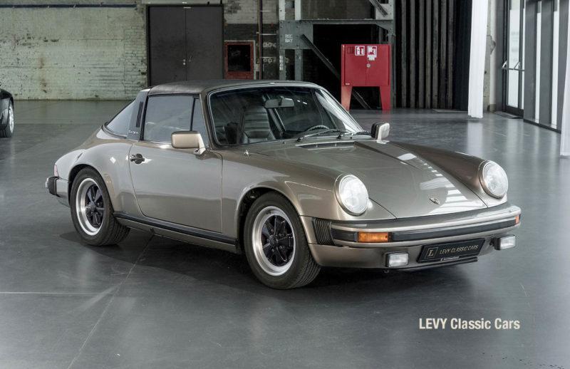 Porsche Targa 60847 Platin 22