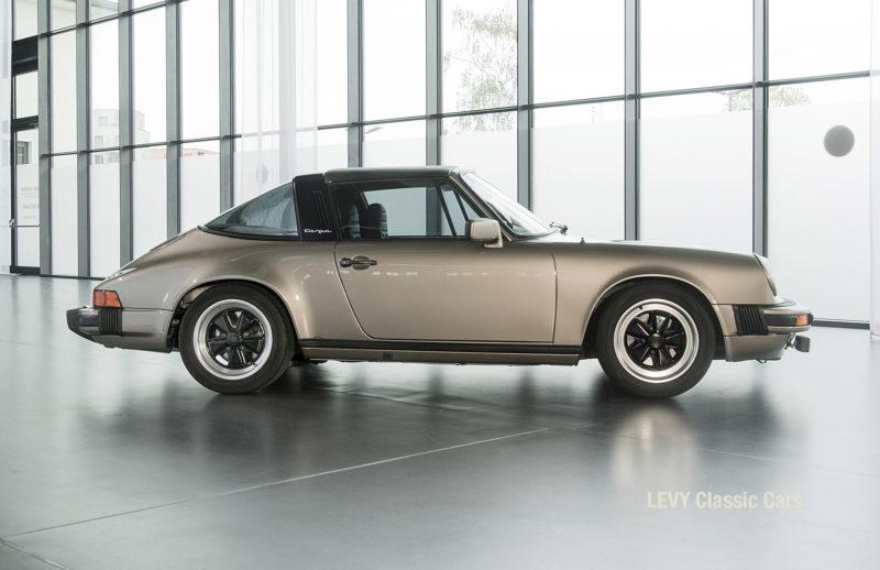 Porsche Targa 60847 Platin 24