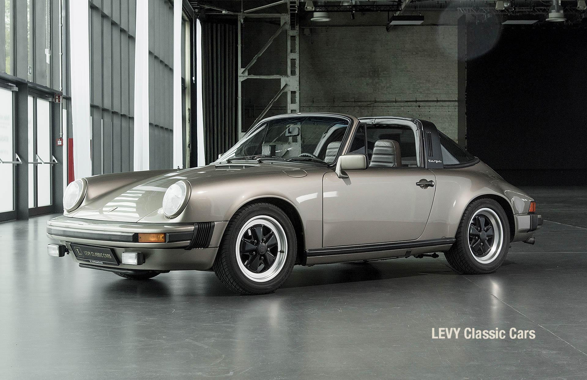 Porsche Targa 60847 Platin 37
