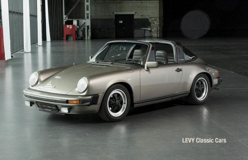 Porsche Targa 60847 Platin 38